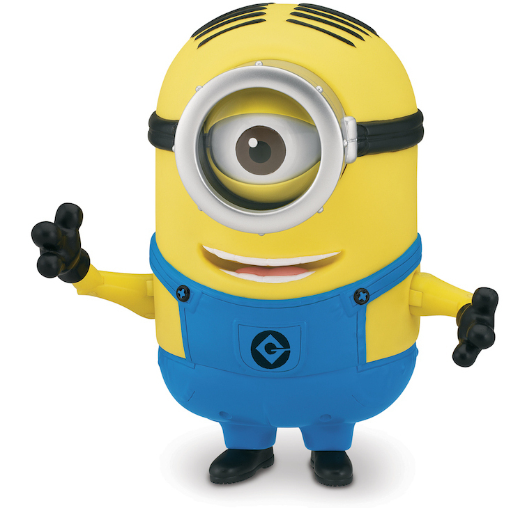 laughing stuart minion