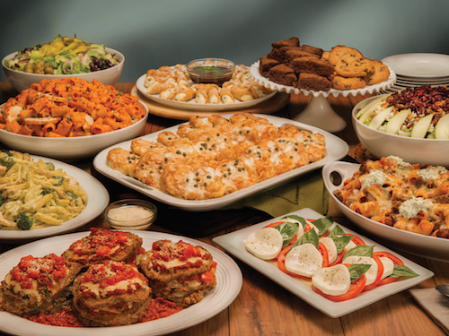 Buca Di Beppo Holiday Catering